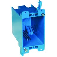 Image 1 of Carlon B120R Outlet Box, Clamp Cable Entry, Clamp Mounting, PVC