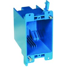 Image 2 of Carlon B120R Outlet Box, Clamp Cable Entry, Clamp Mounting, PVC