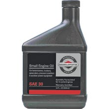 Image 2 of BRIGGS & STRATTON 100005 4-Cycle Engine Oil, 18 fl-oz