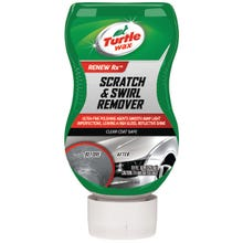 Image 2 of Turtle Wax Scratch and Swirl Remover, 11 oz., Liquid, Solvent