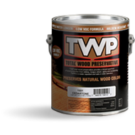 Image 2 of TWP® 1500 Series Wood Stain, 1500 Clear, Gallon