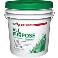 Image 1 of USG Sheetrock All Purpose Joint Compound 4.5 gal, Green lid