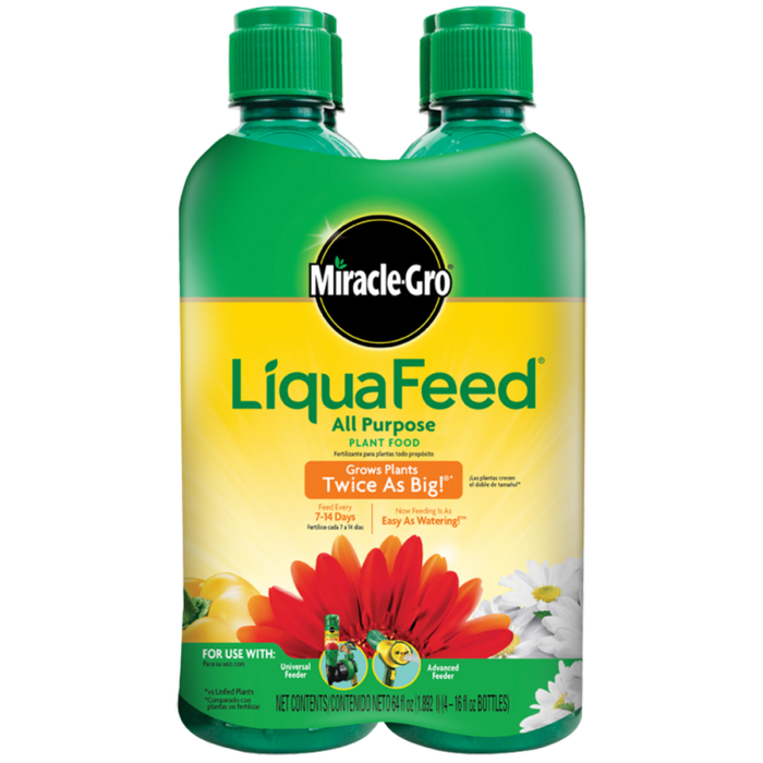 Miracle-Gro® Liquafeed® All Purpose Plant Food