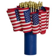 Image 1 of Valley Forge USE4D USA Stick Flag Display, Poly Cotton