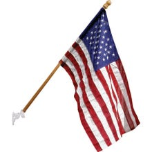 Image 2 of Valley Forge AA99050 Flag Pole Kit, Polyester