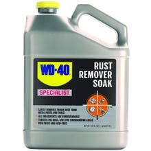 Image 2 of Specialist 300042 Rust Remover Soak, 1 gal, Plastic Bottle, Clear, Liquid