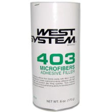 West System 403 Microfibers Adhesive Filler, 6 oz