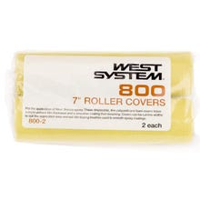"""West System 800-2 7"""" Roller Covers, 2 Pack"""