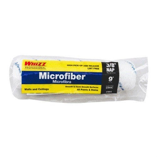 Image 1 of Whizz 9 in. x ⅜ in. Microfiber Roller Sleeve