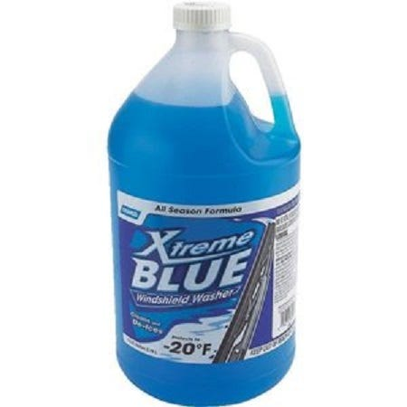Xtreme Blue Windshield Washer - 1 Gal.