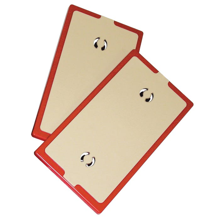 ZipWall Non-Skid Plate 2 Pack