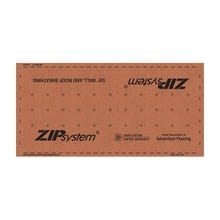 Huber ⅝ in. T&T ZIP System Roof and Wall Sheathing, 4 ft. x 8 ft. (SIENNA)
