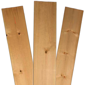 #2 Idaho White Pine Boards