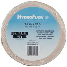 HydroFlash GP Flashing Tape, 2.3 in. x 82 ft.