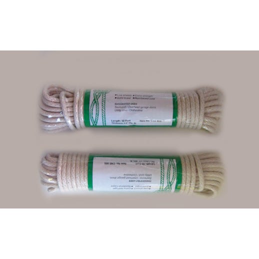 Durables Solid Braided Cotton Sash Cord