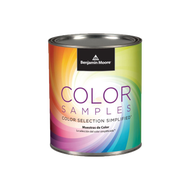 BENJAMIN MOORE COLOR SAMPLES 1X