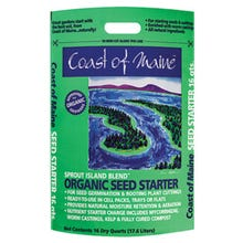 Coast of Maine Sprout of Maine Organic Seed Starter, 16 Quart