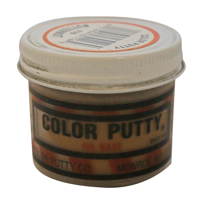 3.68OZ JAR BUTTERNUT COLOR PUTTY