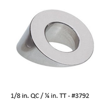 Feeney Cable Rail Stainless Steel Beveled Washers, 4 pc. per Pack
