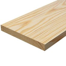 ⁵⁄₄ x 12 - C-Select Pine Boards