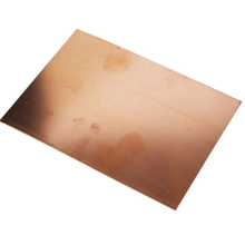 Image 1 of 6 in. x 8 in. Copper Step Flashing, Each