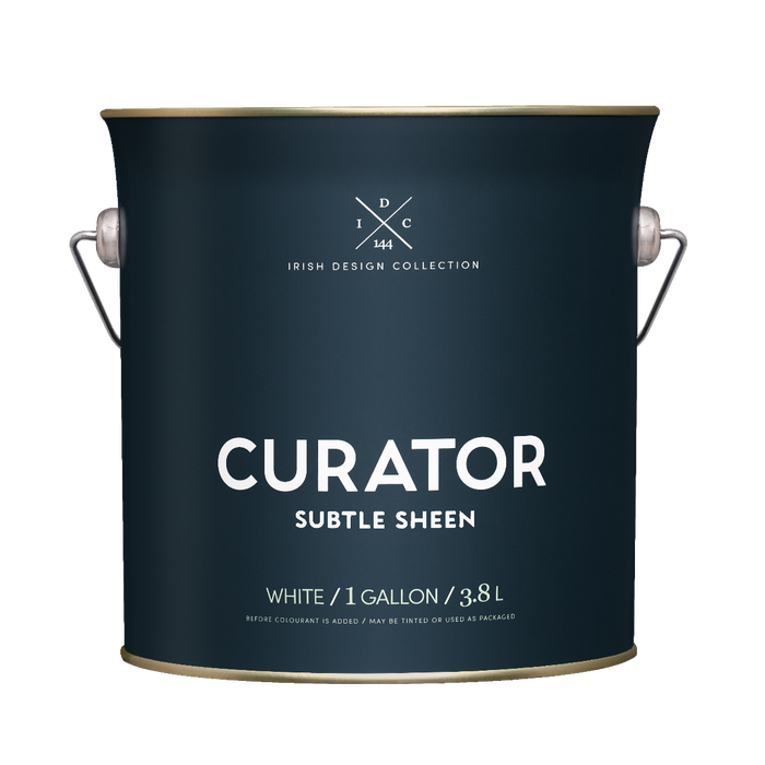 Curator Irish Design Collection Paint - Subtle Sheen