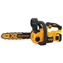 DeWalt 20V MAX* XR® Compact 12 in. Cordless Chainsaw Kit