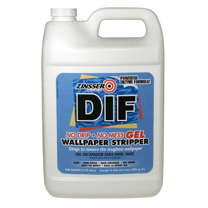 DIF Gel Wallpaper Stripper, Gallon