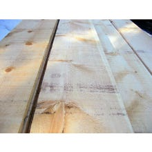 Rough Sawn/Saw Textured Eastern White Pine Wood Siding - Premium Square Edge