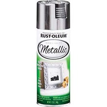 Rustoleum Silver Metallic Spray