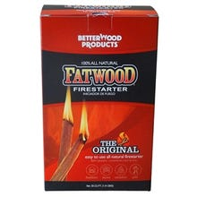 Better Wood Products 09984 Fire Starter, 2 lb Box