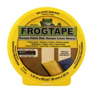 FrogTape, Delicate Surface Painting Tape, 1.41 in. X 60 yds.