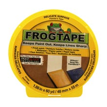 FrogTape, Delicate Surface Painting Tape, 1.88 in. X 60 yds.