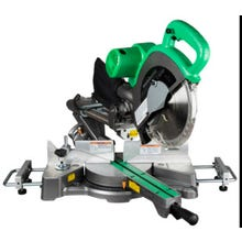 Image 2 of HITACHI C10FSHPS Miter Saw with Laser Marker, 10 in Dia Blade, 1-Speed