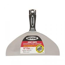 """Hyde 10"""" FLEXIBLE PRO STAINLESS JOINT KNIFE (06885)"""