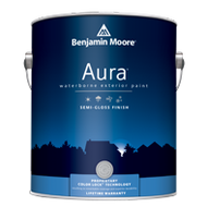 AURA EXT. SEMI GLOSS BASE 1 GAL