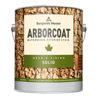 ARBORCOAT SOLID D&S WHITE GAL