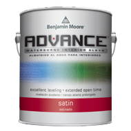 ADVANCE WB/ALK SATIN BASE 1 GAL