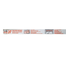 Image 2 of Simpson Strong-Tie Insulation Support, 24 in. O.C., 100 Pc Box