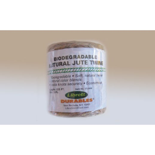 Durables Biodegradable Jute Twine 3 Ply