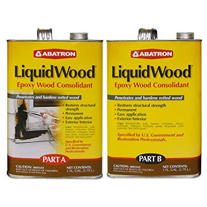 LiquidWood 1 gal. each (Part A & B)