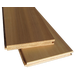 A & BTR Red Cedar Tongue & Groove Siding, Tight-Joint (No Vee)