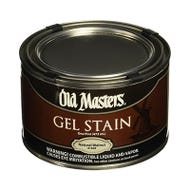 Old Masters Oil-Based Gel Stain Natural  Walnut Pint