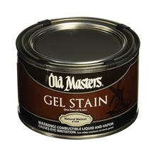 OLD MASTERS GEL STAIN,Natural Walnut, PINT , 81608