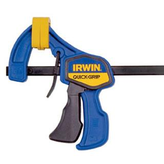 Irwin Quick Grip One-Handed Mini Bar Clamp 12