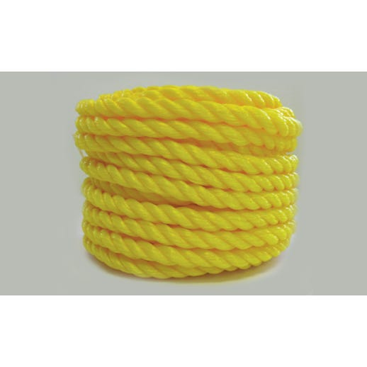 Durables Twisted Polypropylene Rope Coilettes