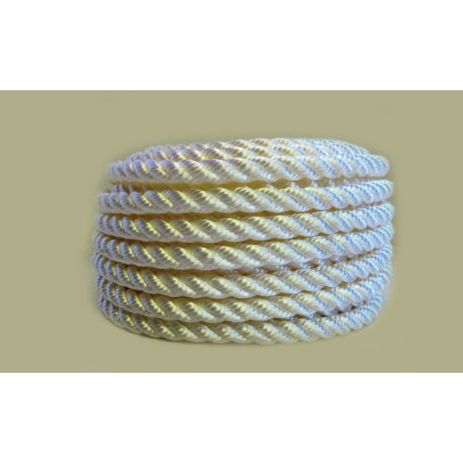 Durables Premium 3 Strand Twisted Nylon Rope