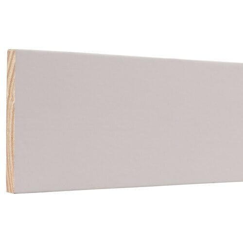 Empire Primed Finger Joint Pine Trim Board, 1/2 in. Thick