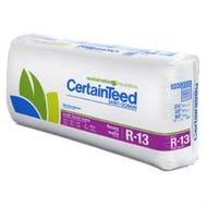CertainTeed Sustainable Insulation - Kraft Faced Fiberglass, R-13, 3½ in. x 15 in. x 32 ft.. (40 sq. ft / roll)