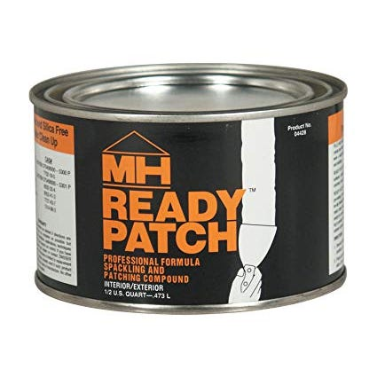 READY PATCH PROFESSIONAL FORMULA SPACKLING & PATCHING CMPD PINT